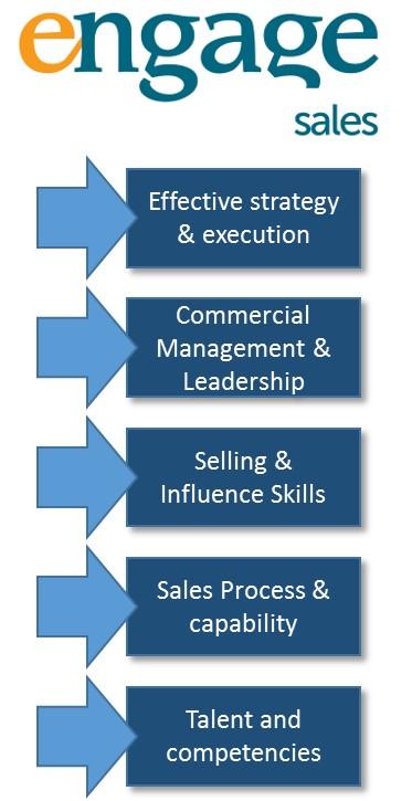 sales ladder